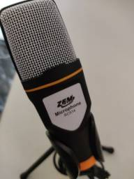 Microfone ZEM