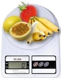 Balança pesa até 20kg