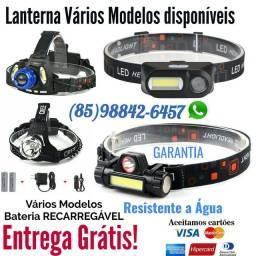 Título do anúncio: Maior variedade de lanternas profissionais. garantia e entrega grátis.