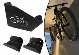 Suporte para bike de parede horizontal