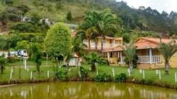 Aceita Permuta Granja recanto dos lagos 4.800m com casa duplex