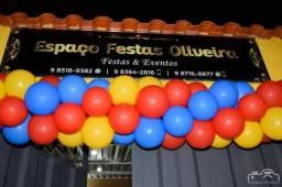 Espaço Festa bairro São Geraldo