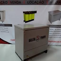 Autotransformador trifásico de 30kVA - 220v p/ 380v + N - Promoção