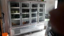Vendo ou troco Freezer Expositor! Apenas R$ 2.000,00