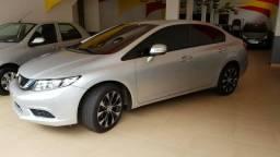 Civic lxr 2.0 automático 15/16 - 2016