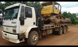 Vendo caminhão ford cargo 1622 na prancha!!! - 1998