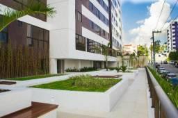 Locaçao - Apartamento novoscom 03 qts + Dependencia, 02 vgs garagem-Austro Franca (Prata)