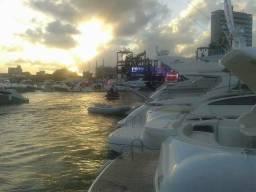 Alugueis de embarcações - 2018