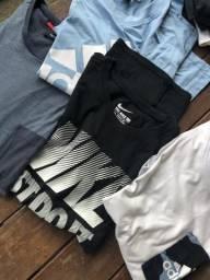 Camisas diversas Nike, Adidas , reserva, TAM M preço unitário