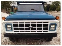 Caminhão Ford -F600 Motor:Mercedez Benz 1113 Diesel - 1983