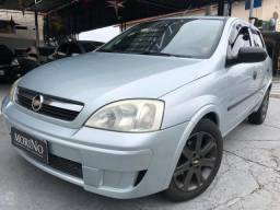 """"""" Chevrolet corsa sedan 1.4 maxx - ano 2009 - completo - aceito troca - 2009"""