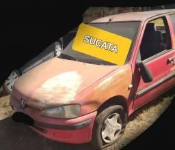 Peugeot 106 sucata / peças