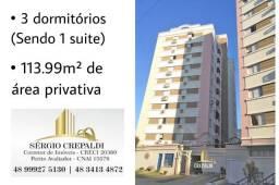 Ed. Torres de Gaudi, 3 quartos com suíte