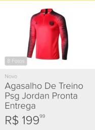 AGASALHO de treino PSG Jordan