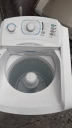Máquina de lavar roupa Electrolux 10kg faltando a tampa