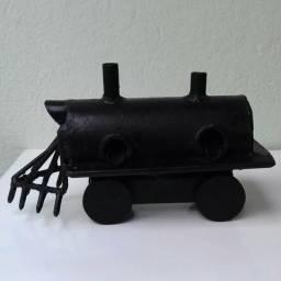 Cinzeiro Locomotiva antigo
