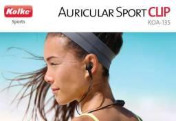 Fone de ouvido sem fio - Wireless -Bluetoth potente -otimo pra correr!