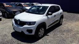 Renault Kwid Zen 1.0 2019 Branco - 2019