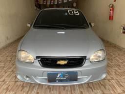 Classic 2007/2008 completo de tudo carro muito novo ! - 2008