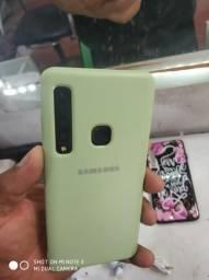 Samsung a9 2018,129gb/6 de ram, live demo, aceito cartão em até 12x