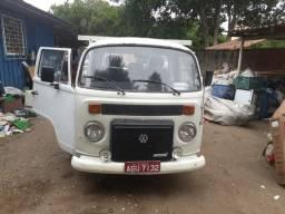 Kombi carroceria valor 5 500,00 - 1984