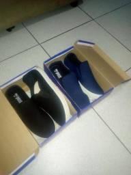 Sapatos novos 43 masculino 120