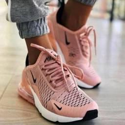 c72f2c55f3 Tênis Nike Airmax 270 Importado Masculino e Feminino