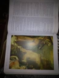 Biblia sagrada grande decorativa