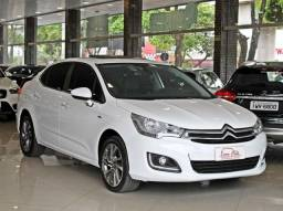 Citroen C4 Lounge 1.6 THP Exclusive Automático 2017 - 2017