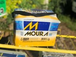 Bateria Moura 60 amperes com 2 anos de garantia