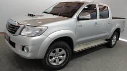 Toyota Hilux 2012/2012 3.0 SRV 4X4 CD 16V Turbo Intercooler Diesel 4P AUT - 2012