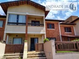 Casa duplex em condomínio no Porto das Dunas, nascente, com vista mar e área de lazer