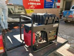 Gerador Energia Honda 10KVA 110/220 volts monofásico - Gasolina