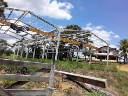 Vendo está área industrial de 4.000 mil m² no município de Atílio Vivacqua/ES