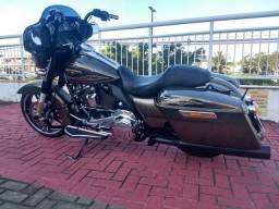 Vendo Harley Davidson Street Glide Special Raríssima - 2017