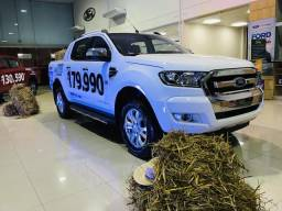 Ford Ranger Limited Zero Km! - 2019
