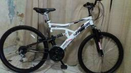 Bicicleta Track Boxxer full suspension aro 26 21V