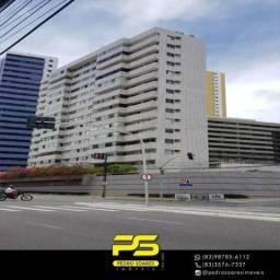Apartamento com 3 suítes à venda, 176 m² por R$ 470.000 - Miramar - João Pessoa/PB
