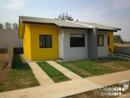 Casa de condomínio à venda com 3 dormitórios em Uvaranas, Ponta grossa cod:392964.001
