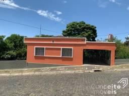 Casa à venda com 3 dormitórios em Jardim carvalho, Ponta grossa cod:392442.001