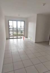 Apartamento com 3 dormitórios para alugar, 79 m² por R$ 900,00/mês - Jardim das Américas 2