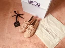 Tênis Melissa rosa