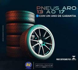 Título do anúncio: Venha para a rl pneus comprar