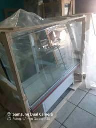 Balcão vitrine pra pão 2 meses de uso