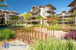 Apartamento mobiliado de alto padrão no Manhattan Beach Riviera com 3 suítes