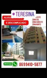 Aluguel casas e Apartamento