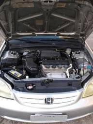 Honda Civic 2002 1.7 Automático 2002 - 2002