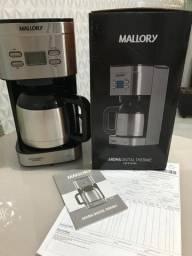 Cafeteira Mallory Aroma Digital Thermic Aço Inoxidável 220V