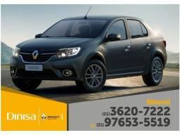 Renault Logan 1.6 16v sce flex zen x-tronic - 2020