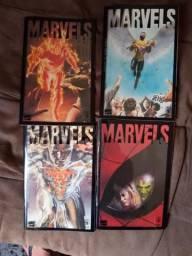 Quadrinhos Marvel